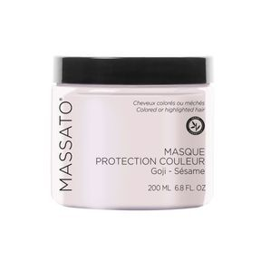Masque protection couleur de Massato
