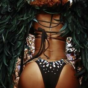 Photo Rihanna nue Barbade