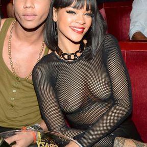Rihanna toute nue