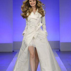 Robe de mariée courte 2013 © Cymbeline