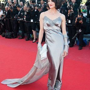 Asia Argento en Louis Vuitton