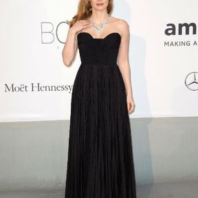 Jessica Chastain en Givenchy haute-couture