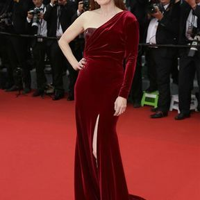 Julianne Moore en Givenchy Couture