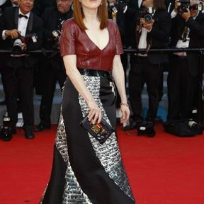 Julianne Moore en Louis Vuitton
