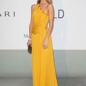 Rosie Huntington-Whiteley en Emilio Pucci