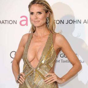 Le cas des seins d'Heidi Klum