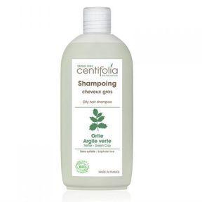 Le shampoing Bio pour cheveux gras de Centifolia