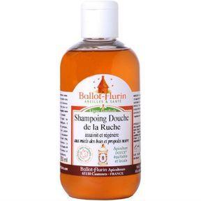 Le shampoing Bio Douche de Miel de Ballot-Flurin