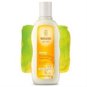 Le shampoing régénérant de Weleda
