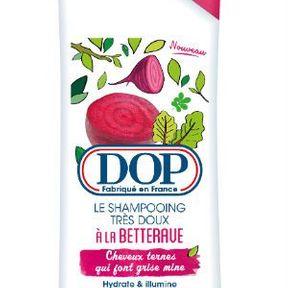 Shampoing à la betterave de DOP