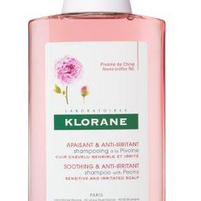 Shampoing à la pivoine de Klorane