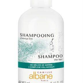 Shampoing pour cheveux fins de Camille Albane