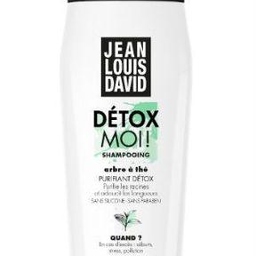 Shampoing « Détox-moi » de Jean Louis David