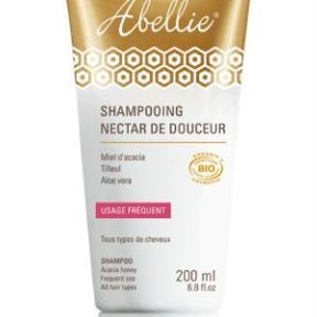 Shampoing nectar de douceur d'Abellie