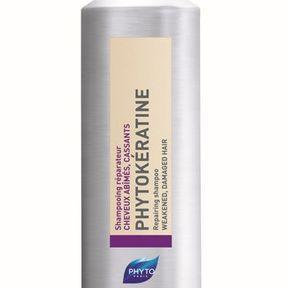 Le shampooing à la kératine de Phyto