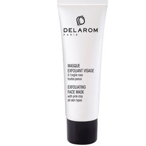 Le masque à l'argile rose Delarom
