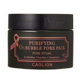 Le premium pore masque Caolion