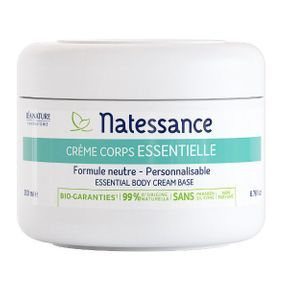 Crème corps essentielle de Natessance