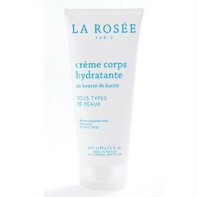 Crème corps hydratante, La Rosée