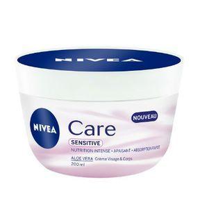 Crème nivea care sensitive, Nivea