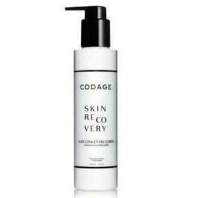 Lait concentré Skin Recovery, Codage