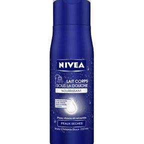 Lait sous la douche nourissant, Nivea