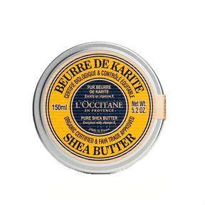 Le beurre de karité bio de L'Occitane en Provence