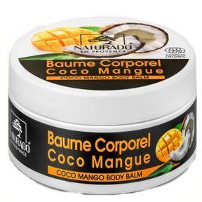 Baume corporel coco mangue, Naturado