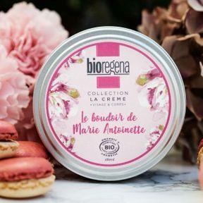 Crème « Le boudoir de Marie-Antoinette », Bioregena