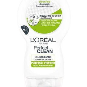 L'Oréal : Perfect Clean purifiant profond