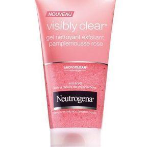 Neutrogena : gel nettoyant exfoliant
