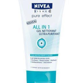 Nivea : gel nettoyant ultra-purifiant