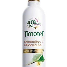 Un après-shampooing nourrissant pour revigorer