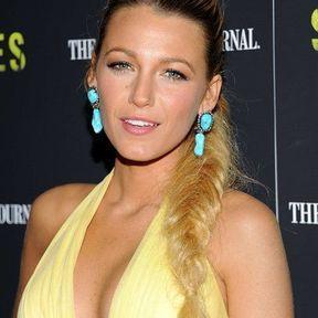 Le blond doré : Blake Lively l'a adoré