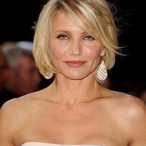 Le blond californien : Cameron Diaz le porte au quotidien