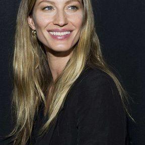 Le blond cendré : Gisele Bündchen l'a adopté