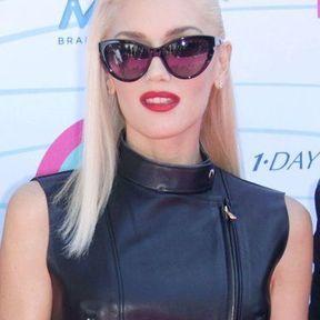 Le blond blanc : Gwen Stefani ne sort plus sans