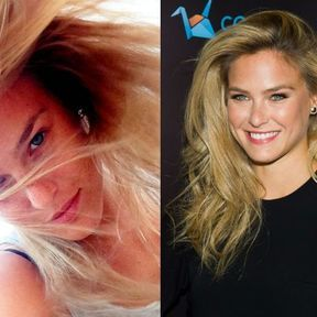 Bar Refaeli sans maquillage