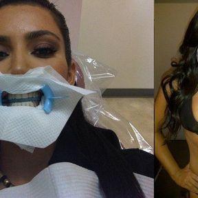 Kim Kardashian, l'égocentrique