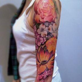 Idée tatouage bras