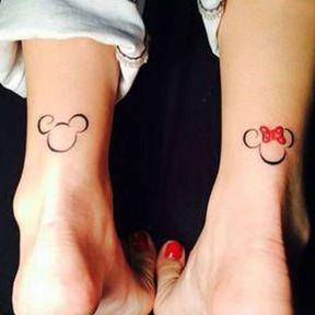 Photos tatouage cheville