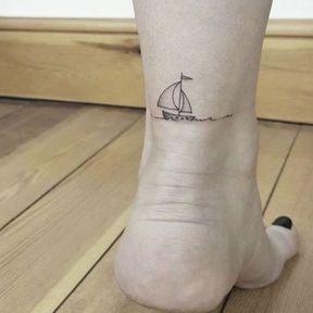 Tatouage navire