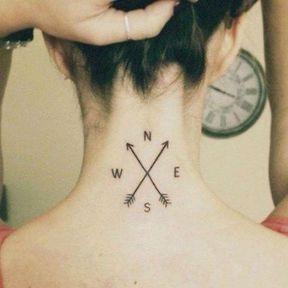 Modèle tatouage
