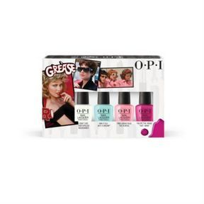Un mini-kit d'indispensables, collection Grease OPI