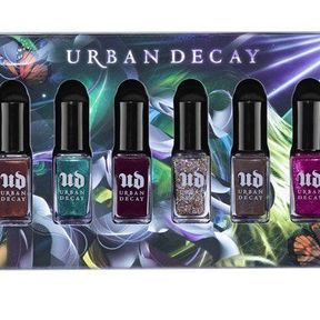 Urban Decay: Mini kit, maxi effet