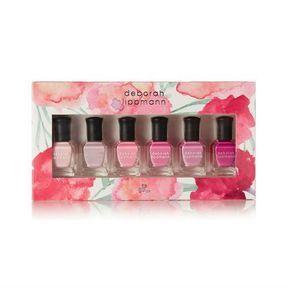 Le set de vernis Pretty in Pink de Deborah Lippmann