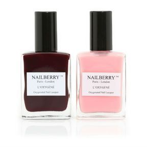 Le set de vernis de Nailberry