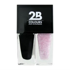 Le vernis Duo Nail Polish de 2B Colours