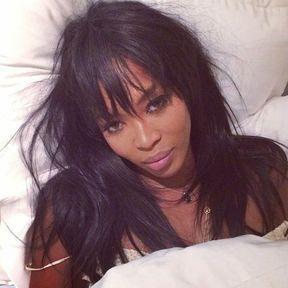 Le Wake Up Call de Naomie Campbell