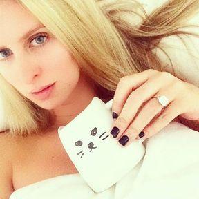 Le Wake Up Call de Nicki Hilton